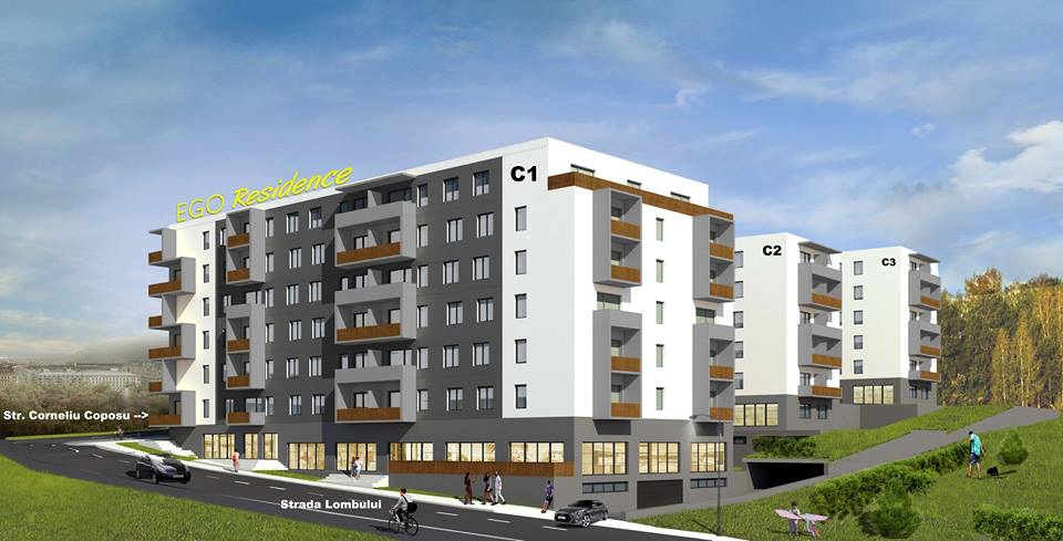 EGO Residence Cluj-Napoca