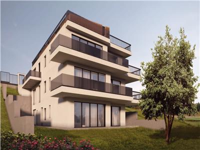 Vanzare Apartament 4 Camere+Panorama In Vila In Gruia