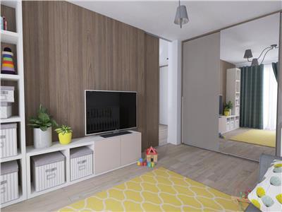 Vanzare Apartament 1 Camera 37 MP In Borhanci