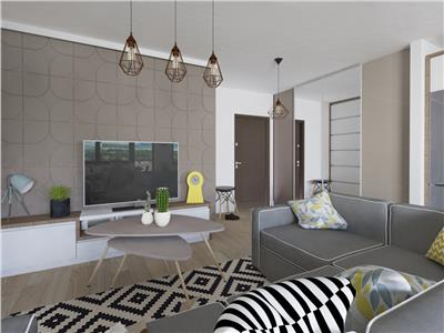 Vanzare Apartament 2 Camere 58 MP In Borhanci