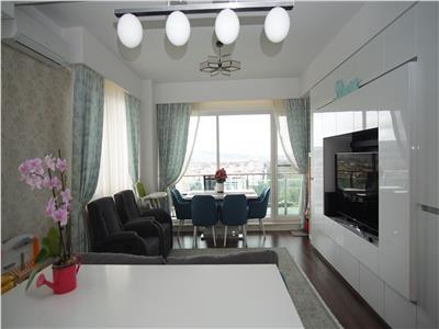 Panorama incredibila!Apartament 3 Camere+Garaj De Vanzare In Viva City