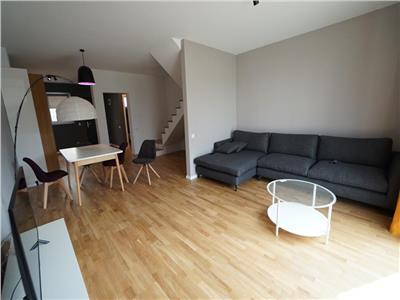 Vanzare apartament duplex 3 camere+50 mp gradina in zona Eugen Ionesco