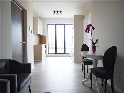 Inchiriere apartament 3 camere, terasa 30Mp, zona Gh Marinescu